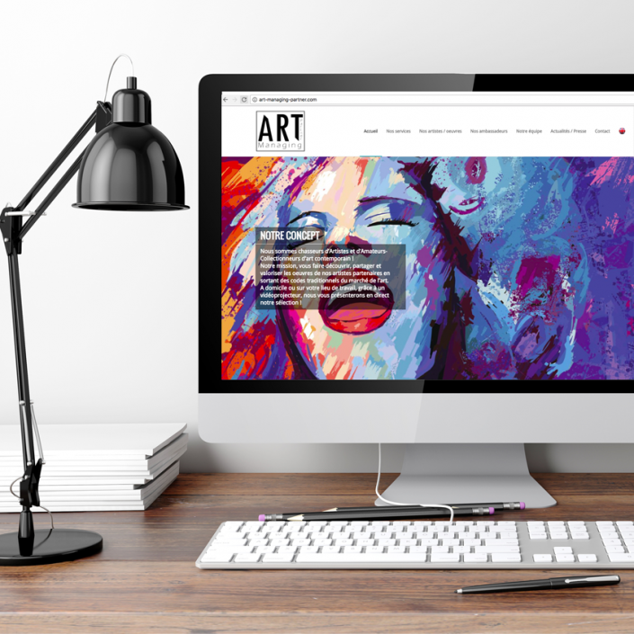 Création site internet Aix-en-Provence